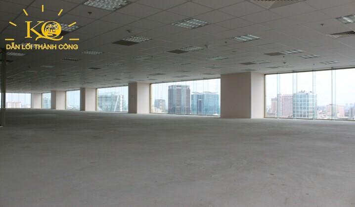 sàn văn phòng tòa nhà  Maritime Bank Tower