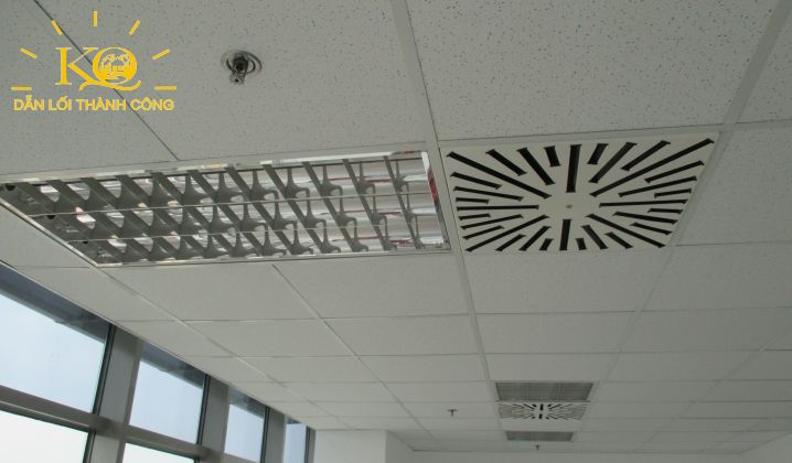 Hệ thống máy lạnh và điện chiếu sáng