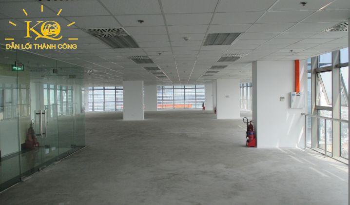 Diện tích trống bên trong tòa nhà