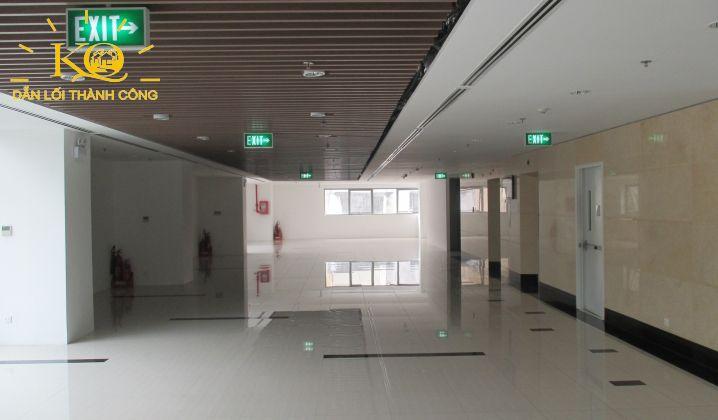 Tầng lững tại tòa nhà