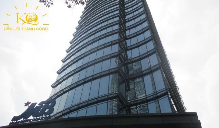 Toàn cảnh tòa nhà MB Sunny Tower
